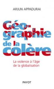 geographie de la colère