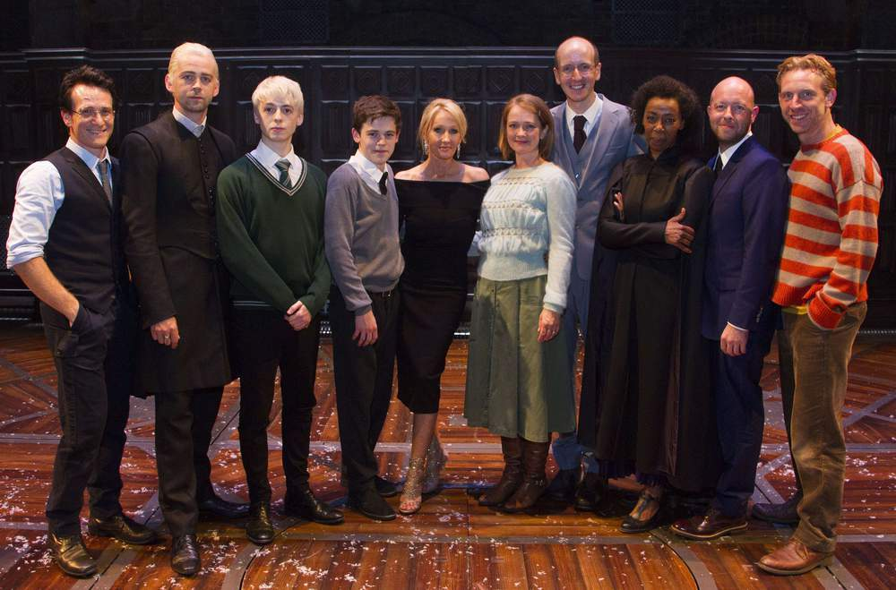 troupe harry potter et l'enfant maudit