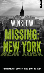 missing new york poche don winslow
